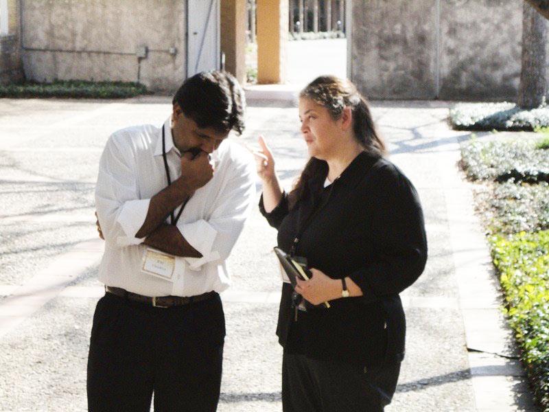 Raj and Woman CC